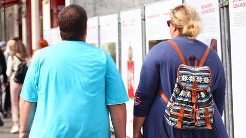 Übergewicht: Deutsche werden immer dicker - besonders die Männer