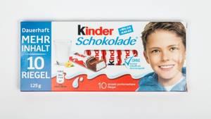 Kinderriegel mit neuem Gesicht