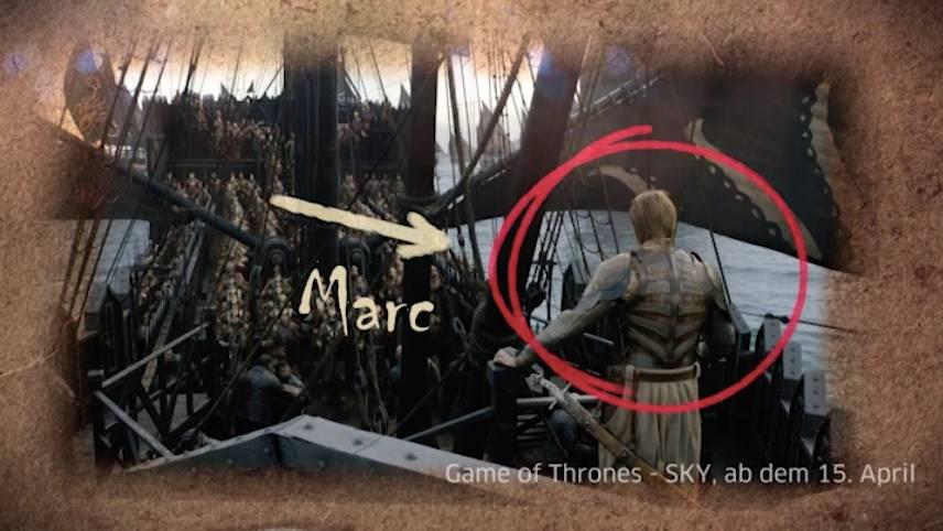 """Beitrag vom 10.04.2019: Was steckt hinter dem Hype von """"Game of Thrones"""", Herr Rissmann?"""