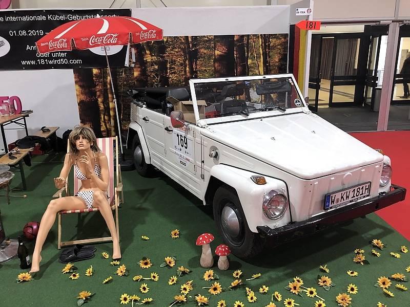 50 Jahre VW 181 - der Kübel