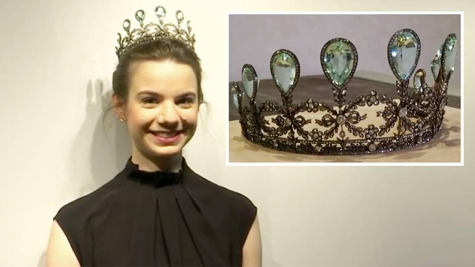 Fabergé: Seltenes Prinzessinnen-Diadem soll versteigert werden