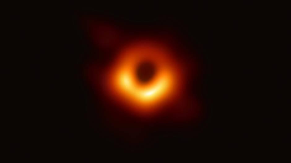 Schwarzes Loch Event Horizon Astronomie