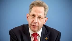 """Hans-Georg Maaßen: """"DieSchleuse ist immer nochoffen"""""""