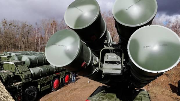 Der Kauf der S-400 ist ein Zeichen für das Bestreben der Türkei, sich zur Regionalmacht zu erheben,