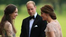 Rose Hanbury, Prinz William, Herzogin Kate