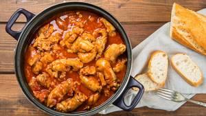 Die Iren machen's vor: Crubeens ist ein Gericht aus gekochten Schweinefüßen. Traditionell wird es mit den Händen gegessen.