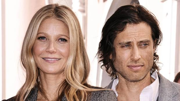 """Ein """"ganz heißer Kerl"""": Paltrow ist seit September 2018 mit dem TV-Produzenten Brad Falchuk verheiratet"""