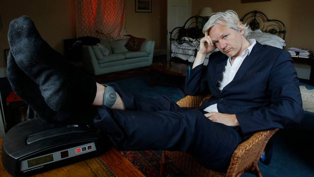 Julian Assange, der Mann mit den vielen Gesichtern