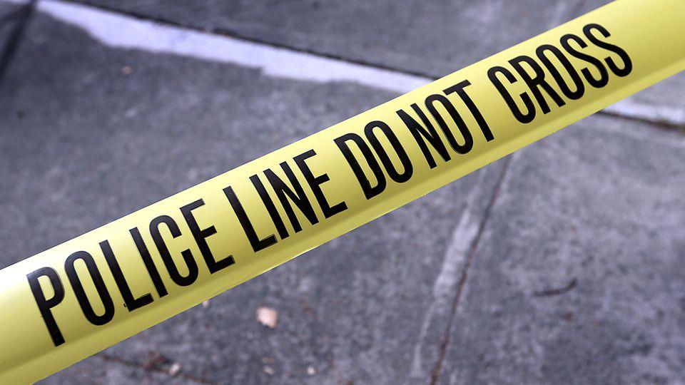Polizeiabsperrband in den USA