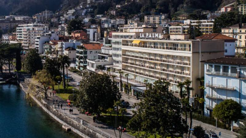 In diesem Hotel checkte das deutsch-britische Pärchen laut Medien am Montag ein