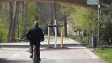Radwege - Fails - Schikane - Koblenz