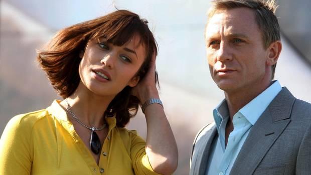 "Olga Kurylenko: So sieht das Bond-Girl aus ""Ein Quantum Trost"" heute aus"