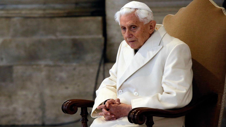 Der ehemalige Papst Benedikt