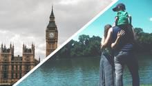 London oder Deutschland – wohin mit der Familie?