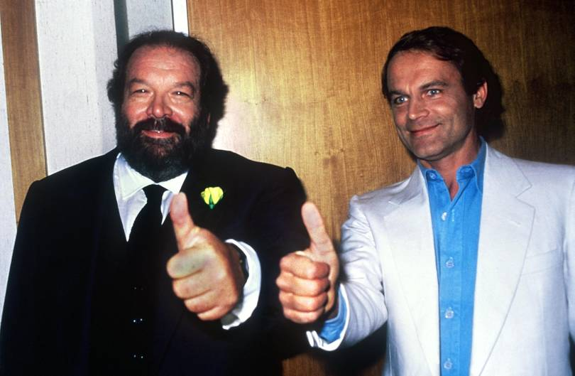 Bud Spencer und Terrence Hill