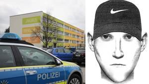 Die 13-Jährige war auf dem Weg zu dieser Schule. Nun sucht die Polizei ihren glücklicherweise nur kurzzeitigen Entführer.