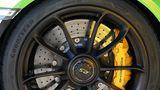 Der Goodyear Eagle F1 Supersport R auf dem Porsche GT3 RS