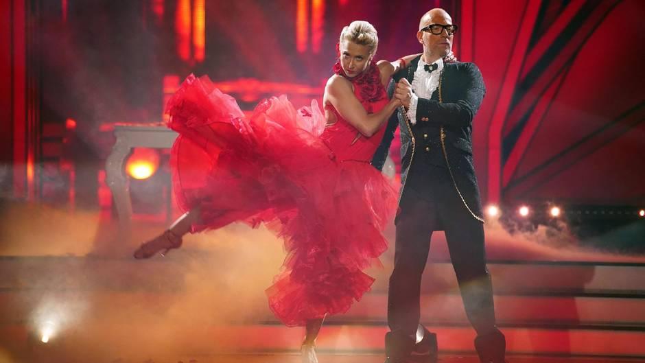 """Let's Dance"" Thomas Rath und Kathrin Menzinger"