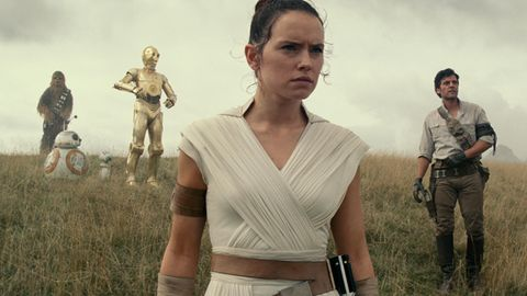 """Mit """"Der Aufstieg Skywalkers"""" wird die """"Starwars""""-Saga zu Ende gehen"""