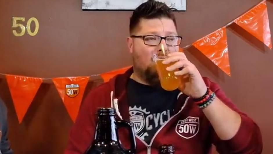 Bierfasten