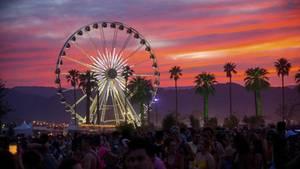 Coachella-Festivalgelände