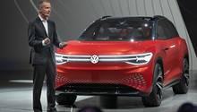 VW ID. Roomzz 2019