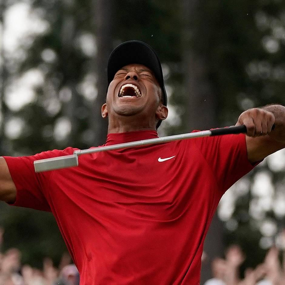 Affären, Drogen und Rückenschmerzen: Tiger Woods - warum sein Comeback das Sport-Märchen des Jahres ist