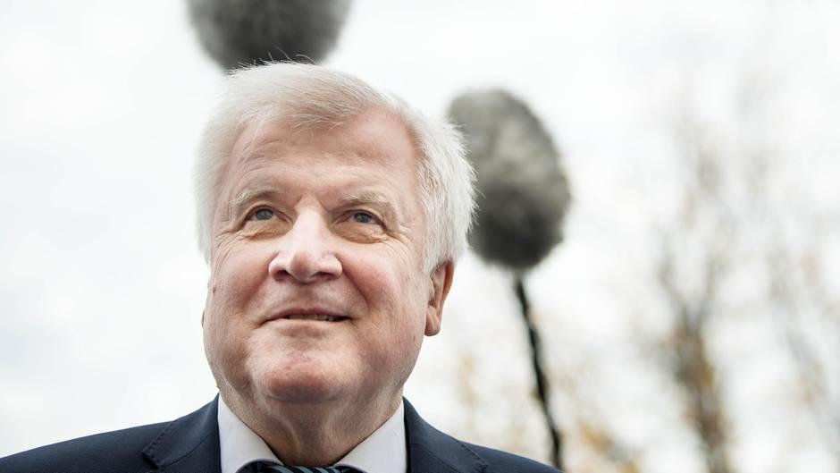 Ein Jahr Bundesheimatministerium und Bundesheimatminister Horst Seehofer