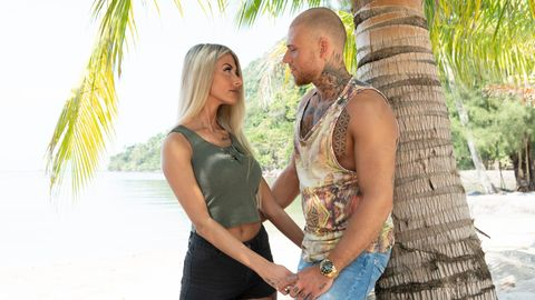 """Temptation Island"" Salvatore und Christina"