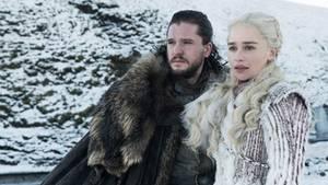 Jon Schnee und Daenerys targaryen verbindet mehr miteinander als nur eine Liebschaft