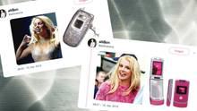 Twitter-Thread: Britney Spears sieht aus wie 2000er-Klapphandys