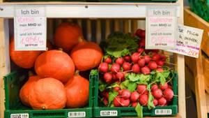 Nachhaltig Einkaufen Supermarkt