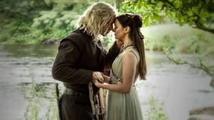 Rhaegar Targaryen heiratet Lyanna Stark am Flussufer