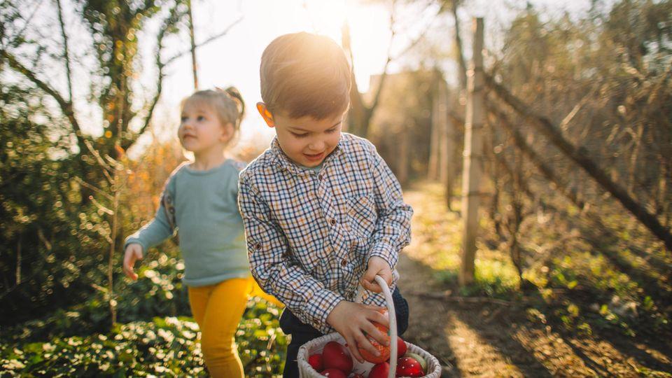 Diese zehn Ostergeschenke machen den Kleinen eine Freude