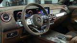 Das Cockpit des Mercedes GLB Concept 2019
