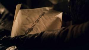Die Waffe auf diesem Zettel könnte noch einige Untote das zweite Leben kosten