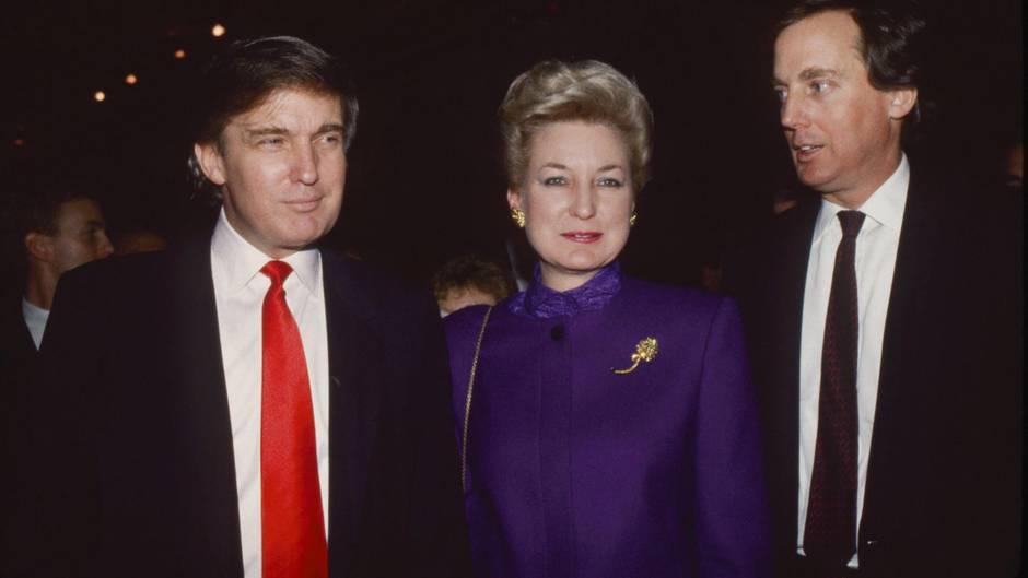 Donald Trump Geschwister