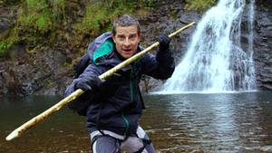 """Bear Grylls in Netflix-Serie """"Du gegen die Wildnis"""""""