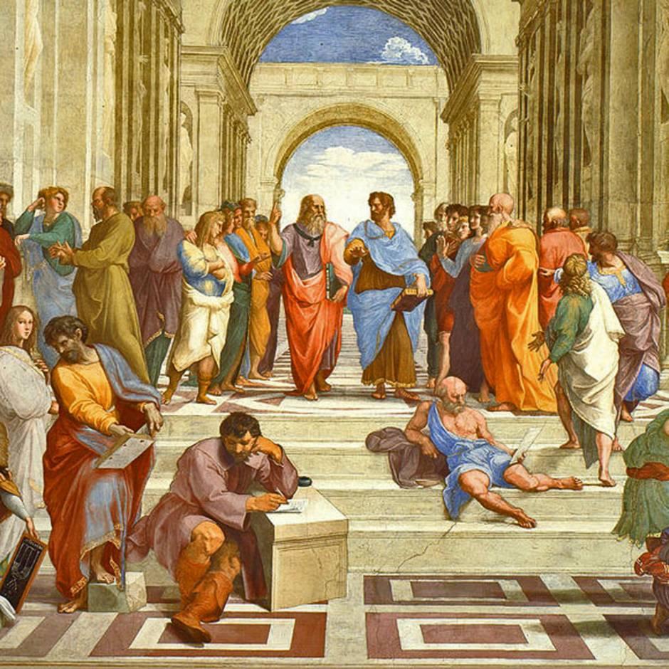 Arbeit im Wandel der Zeit: Arbeit verdirbt den Charakter – warum im antiken Griechenland das Arbeiten verpönt war