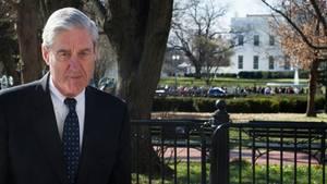 US-Sonderermittler Robert Mueller am Weißen Haus