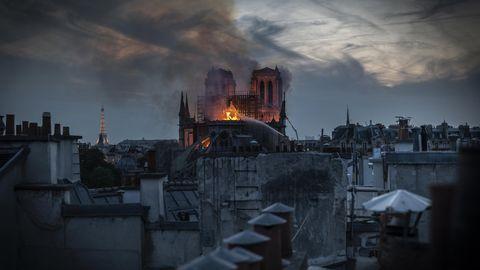 """""""Ein Symbol Frankreichs und unserer europäischen Kultur"""" - Angela Merkel über Notre-Dame"""