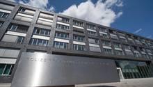 Frankfurter Polizeipräsidium