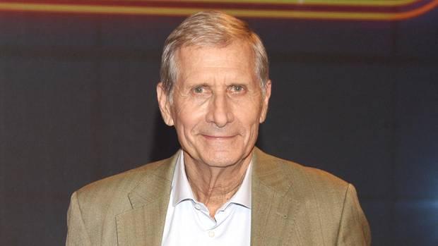 Journalist Ulrich Wickert hat viele Jahre seines Lebens in Paris gelebt