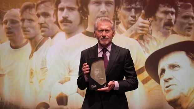 Paul Breitner, hier Anfang des Monats bei derGala zur Einweihung der Hall of Fame des deutschen Fußballs im Deutschen Fußballmuseum in Dortmund