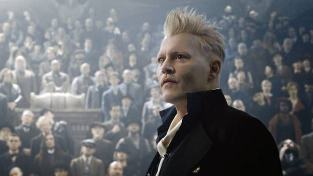"""Harry Potter""-Prequel ""Phantastische Tierwesen"": Johnny Depp als Gellert Grindelwald"
