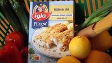 Nutriscore von Iglo