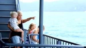 Auf Entdeckungstour: Familie Braarvig hat sich den Traum einer Weltreise mit ihren Kindern erfüllt.