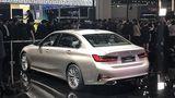 Langversion des BMW 3ers