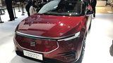 Novate SUV - schick und mit großen Displays
