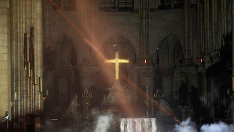 Der Altar des Notre-Dame